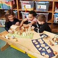 The importance of sensory play in children aged 3+