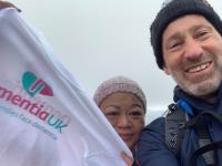 Ticking Down to Team Tecsew's Scafell Pike Charity Climb
