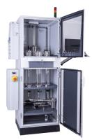 FlowLabPro, automatic low flow meter calibration stand