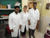 Helapet deliver chemical protective apparel for microbiology testing initiative in India