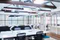 I WALL CREATES INDUSTRIAL PARTITIONING CHIC FOR EXOR
