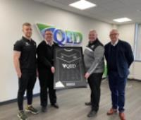 QED announces Coventry Bears sponsorship