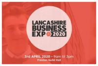 Visit us at the Lancashire Business Expo 2020