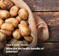 What are the health benefits of potatoes?