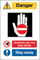 Quarry Safety: The Top 5 Hazards & How Signage Can Help