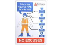 Health & Safety Refresher: PPE Signage