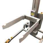 Cradle Attachment for Lifting Heavy Reels