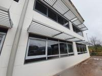 Horizontal Brise Soleil – New Business Park in Coventry