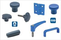 Elesa – Metal and Visually Detectable components for food and pharmaceutical production lines