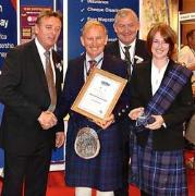 Burns Pet Nutrition win award