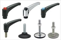 Elesa standard Ergostyle® components for the Office Equipment industry
