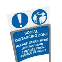 Signage for Health and Safety Messages