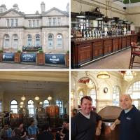 Working with Beer Pioneers – Pivovar Ltd at the Sheffield Tap