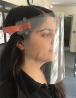 TRB produces face visors for healthcare workers on the COVID-19 frontline