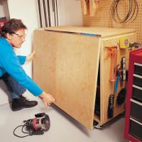 16 Clever Space Saving Ideas for Your Garage