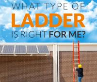What Type Of Ladder Is Right For Me