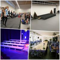 Stage Hire Offer for the Arts