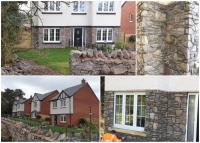 Housing Dev Blending Fernhill With Local Natural Stone