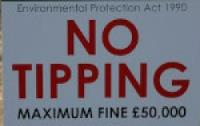 Large-Scale Fly-Tipping On the Rise