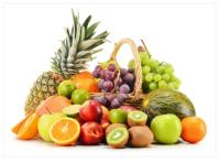 Modified atmosphere for packed fruits and vegetables