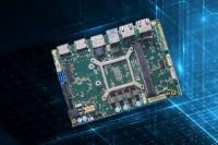 """New Axiomtek 3.5"""" embedded SBC with AMD® RYZEN offers quad view"""