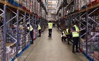 Key areas of the warehouse where Voice WMS is essential
