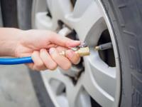 HOW TO FILL A TYRE WITH GAS