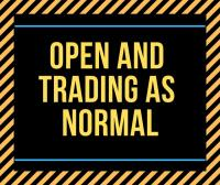 Covid-19 Update: Trading as Normal