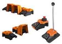 Herga Technology's 6256 modular multi-function industrial footswitch range now expanded