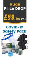 Price Drop – COVID-19 Safety Pack
