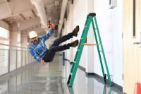 Ladder Accidents: Potentially Deadly, Always Preventable