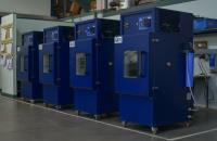 What is an environmental test chamber?