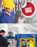 Clearance Sale on Demo and Rebuild Machines