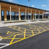 THE IMPORTANCE OF CORRECT CAR PARK MARKINGS