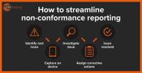 How to Streamline Non-Conformance Reporting