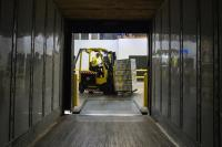 FORKLIFTS MORE ESSENTIAL THAN EVER IN THE SUPPLY CHAIN