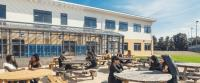 MODULAR BUILDINGS MEET DEMAND FOR BIGGER AND BETTER SCHOOLS