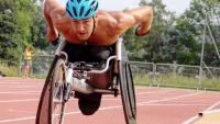 Armatherm™ sponsors local wheelchair racer on his quest for victory