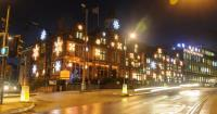 Christmas stars are shining bright in Sheffield