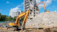 The dangers of using recycled aggregates in concrete