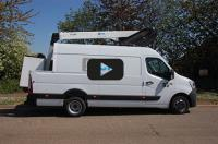 Video: K32 Van with no legs. Perfect for the fibre industry.