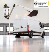 CPL receive European Type Approval for Renault UK Vans