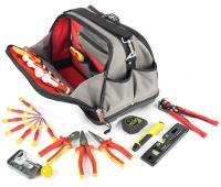 CK Tools Launch Their New Improved 595008 Electrician's Premium Tool Kit Pro