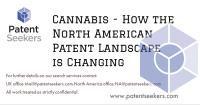 Cannabis – How the North American Patent Landscape is Changing.