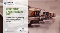 Climate Change Part 2 – Automotive IP – Driving Towards a Greener Future