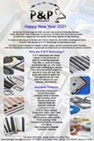 Happy New Year from P & P Technology