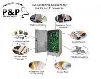 Shielding Solutions for Enclosures Cabinets and Cases