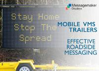 MESSAGEMAKER DISPLAYS LTD HELPING YOU SPREAD THE MESSAGE NOT THE VIRUS.