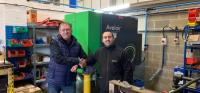 New VSD compressor reduces client's carbon emissions and costs