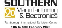 Visit us at the Southern Manufacturing Exhibition 11th-13th Feb